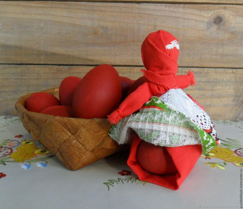 потому кукла к пасхе своими руками фото удалось