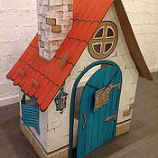 Мебель ручной работы. Ярмарка Мастеров - ручная работа Игровой домик. Handmade.