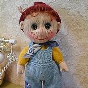 Куклы и игрушки ручной работы. Ярмарка Мастеров - ручная работа Гномик Васенька. Handmade.