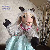 Куклы и игрушки ручной работы. Ярмарка Мастеров - ручная работа Куклы-перчатки. Handmade.