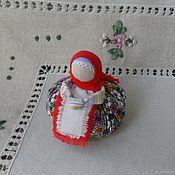 Народные сувениры ручной работы. Ярмарка Мастеров - ручная работа Благополучница - народная кукла оберег. Handmade.