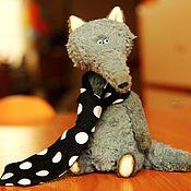 Куклы и игрушки ручной работы. Ярмарка Мастеров - ручная работа Галстук. Handmade.