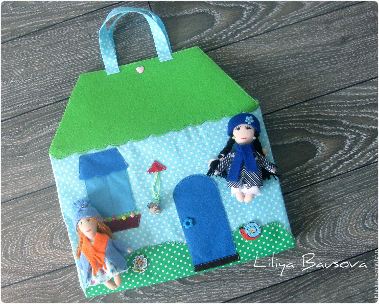 Dollhouses: Buy a house for dolls, Doll houses, Borskoye,  Фото №1