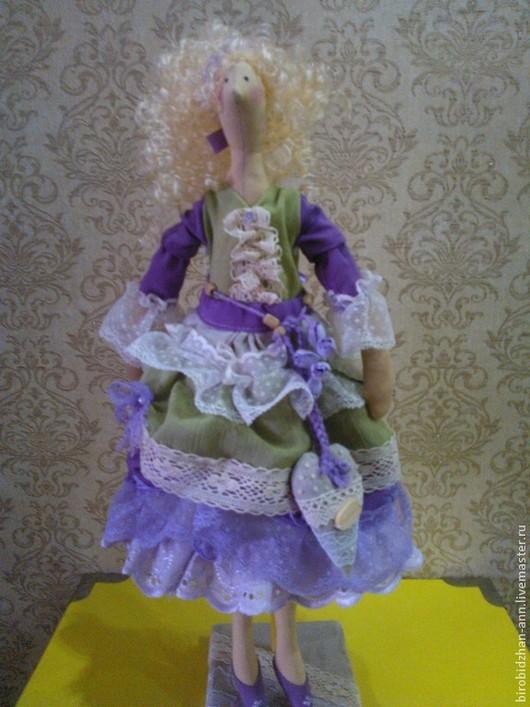 Куклы Тильды ручной работы. Ярмарка Мастеров - ручная работа. Купить Интерьерная кукла Тильда в стиле бохо-шик  Джозиан.. Handmade.
