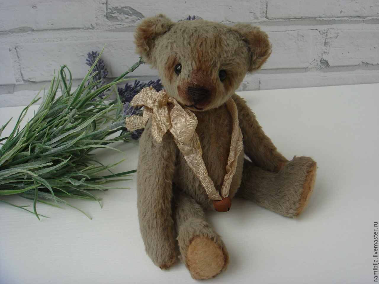 Мишка Потапчик, Мягкие игрушки, Санкт-Петербург,  Фото №1