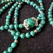Украшения handmade. Livemaster - original item Necklace and bracelet