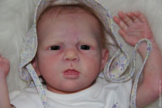 Куклы-младенцы и reborn ручной работы. Ярмарка Мастеров - ручная работа. Купить Малышка ALEXA.. Handmade. Бежевый, генезис