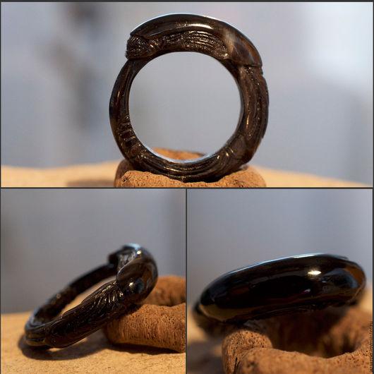 """Кольца ручной работы. Ярмарка Мастеров - ручная работа. Купить Кольцо """"Чужой"""". Handmade. Кольцо, перстень, рог"""