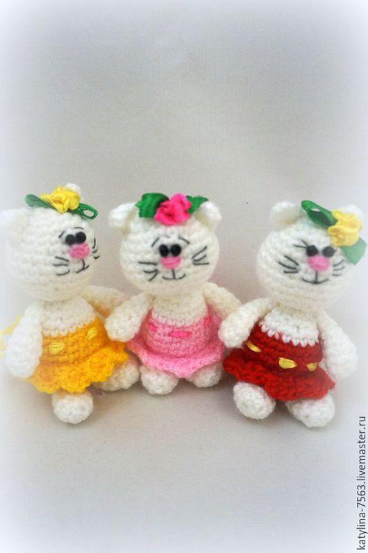 Игрушки животные, ручной работы. Ярмарка Мастеров - ручная работа. Купить Котёнок. Handmade. Комбинированный, кот, котенок, коты и кошки