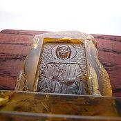 handmade. Livemaster - original item Matrona of Moscow amber Pd-125. Handmade.