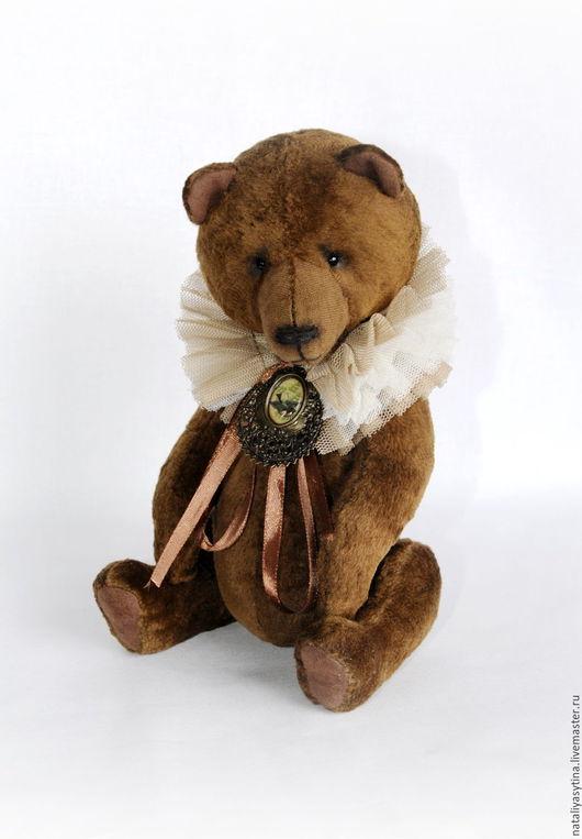 Мишки Тедди ручной работы. Ярмарка Мастеров - ручная работа. Купить Мишка Бруно (мишка-тедди, плюшевый мишка). Handmade.