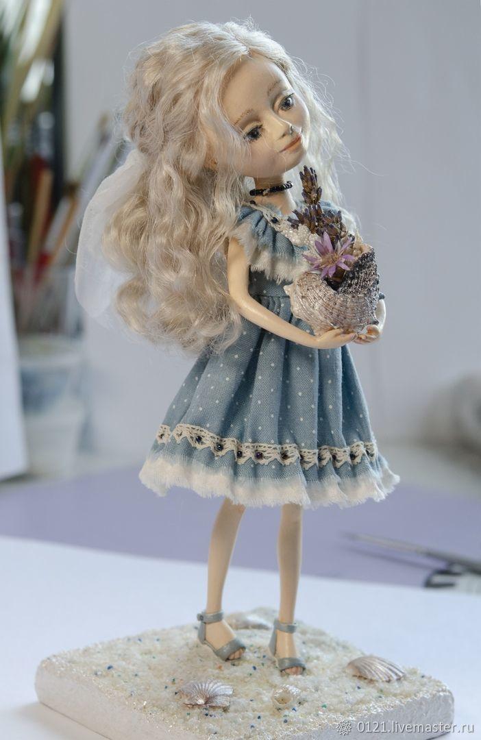 Куклы: Сольвейг, Куклы и пупсы, Москва,  Фото №1