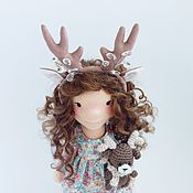 Куклы и игрушки ручной работы. Ярмарка Мастеров - ручная работа Вальдорфская кукла Картофелька. Handmade.