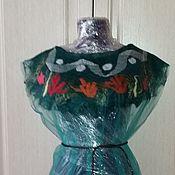Одежда handmade. Livemaster - original item Tunic Marine style. Handmade.