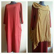 Одежда handmade. Livemaster - original item Kit Shades of red. Handmade.