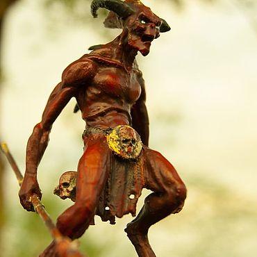 Сувениры и подарки ручной работы. Ярмарка Мастеров - ручная работа Bloodletter из Warhammer 40,000. Handmade.