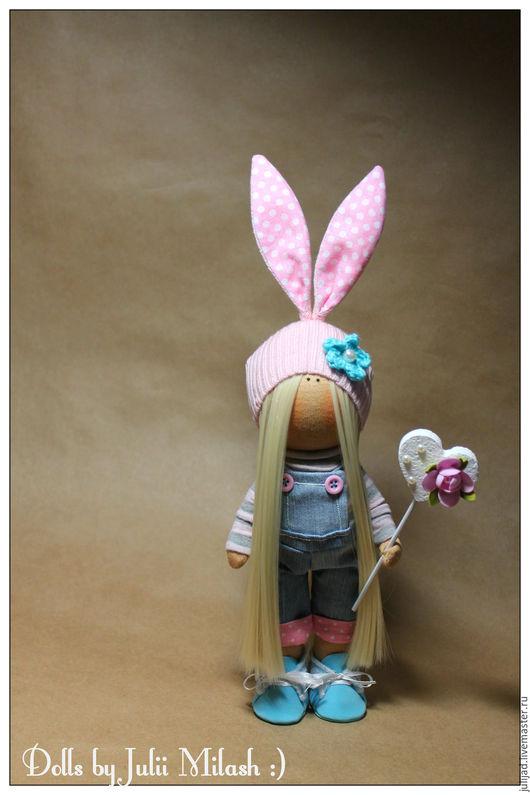 Коллекционные куклы ручной работы. Ярмарка Мастеров - ручная работа. Купить Интерьерная кукла. Handmade. Комбинированный, кукла в подарок