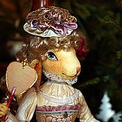 Куклы и игрушки ручной работы. Ярмарка Мастеров - ручная работа Сюзанна. Handmade.