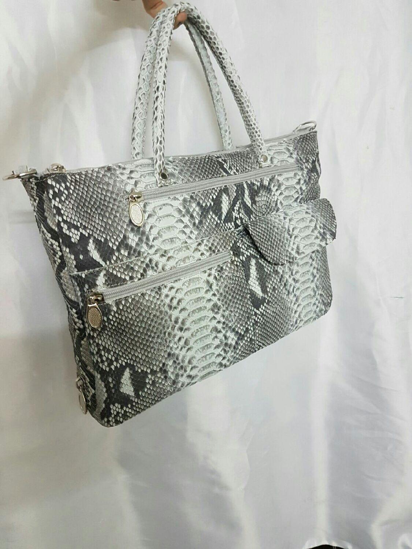 bag leather Python, Classic Bag, Barnaul,  Фото №1