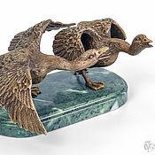 Для дома и интерьера ручной работы. Ярмарка Мастеров - ручная работа Гуси-лебеди. Handmade.