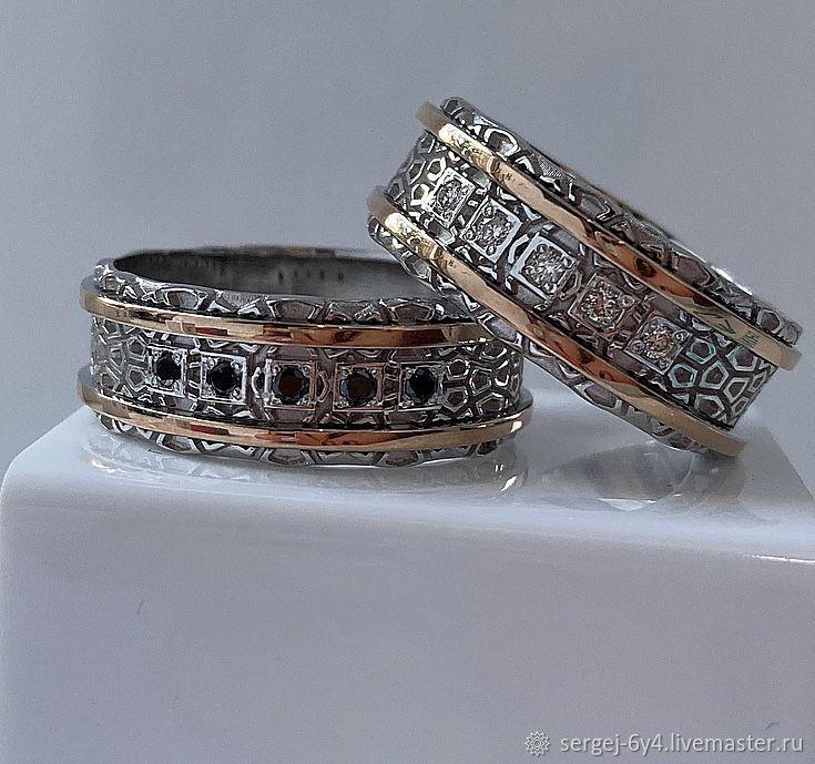 золото 585 пробы кольцо ,,спиннер, Обручальные кольца, Балаково,  Фото №1