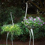 Для дома и интерьера ручной работы. Ярмарка Мастеров - ручная работа страус. Handmade.
