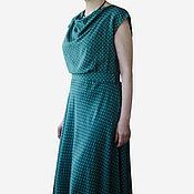 Одежда handmade. Livemaster - original item Dress light summer Sea wave. Handmade.