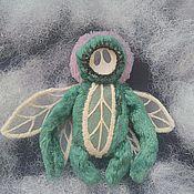 """Куклы и игрушки ручной работы. Ярмарка Мастеров - ручная работа Игрушка """"Белокрылый чертополох"""". Handmade."""