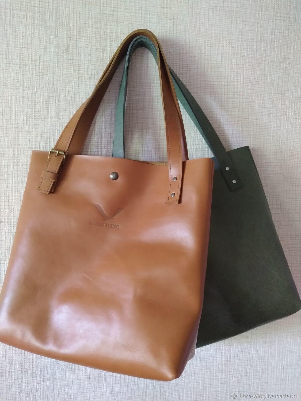 Женская сумка - шоппер, Сумки, Чкаловск, Фото №1