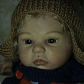 Куклы и игрушки ручной работы. Ярмарка Мастеров - ручная работа Кукла реборн Данька. Handmade.