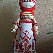 Куклы и игрушки ручной работы. Ярмарка Мастеров - ручная работа Кукла оберег Макошь. Handmade.