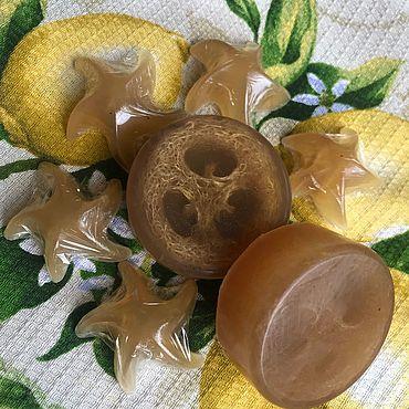 Cosmetics handmade. Livemaster - original item Massage soap