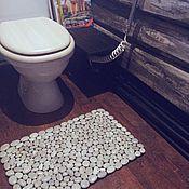 Для дома и интерьера handmade. Livemaster - original item Erakovic of sea pebbles. Handmade.