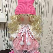 Куклы и игрушки ручной работы. Ярмарка Мастеров - ручная работа Кукла Таечка. Handmade.