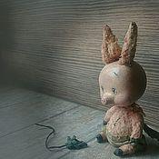 """Куклы и игрушки ручной работы. Ярмарка Мастеров - ручная работа """"Пятачок"""" поросенок тедди-долл. Handmade."""