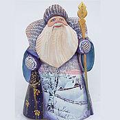 Сувениры и подарки handmade. Livemaster - original item Grandfather frost(birches. Handmade.