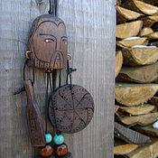 """Сувениры и подарки ручной работы. Ярмарка Мастеров - ручная работа Автооберег """"Шаман"""". Handmade."""