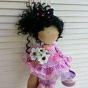 Куклы и игрушки ручной работы. Ярмарка Мастеров - ручная работа Кукла интерьерная. Handmade.