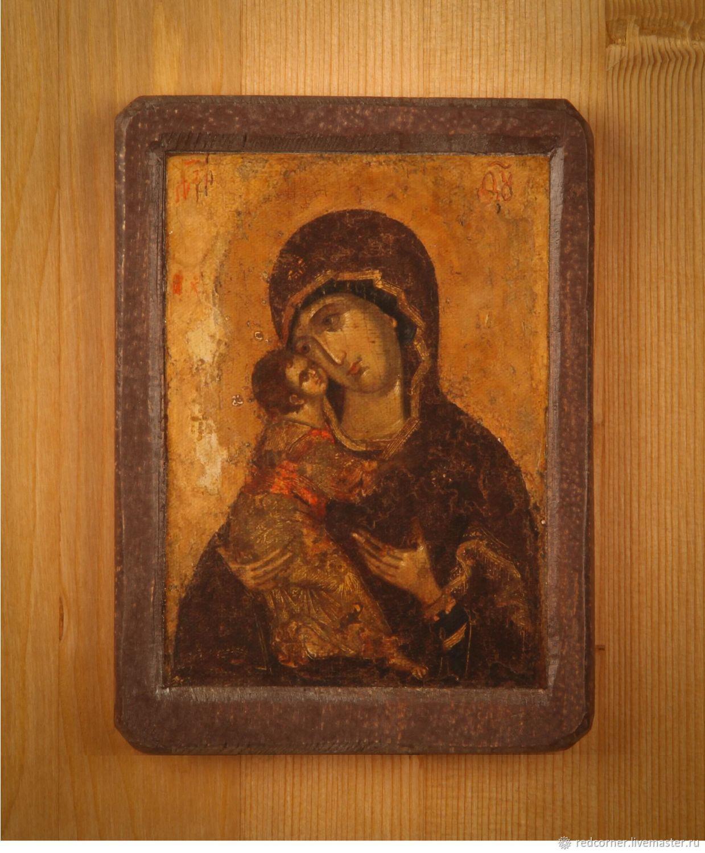 Икона Богоматерь Владимирская, Иконы, Томск, Фото №1
