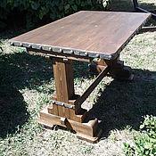 Для дома и интерьера ручной работы. Ярмарка Мастеров - ручная работа Стол под старину. Handmade.