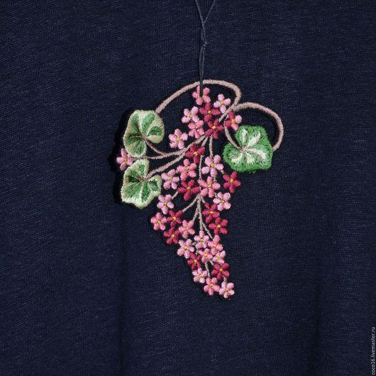 Кулоны, подвески ручной работы. Ярмарка Мастеров - ручная работа. Купить цветение. Handmade. Подвеска, ручная вышивка, винтаж