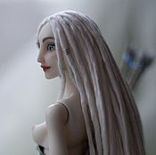 Куклы и игрушки handmade. Livemaster - original item Adanir. The basis for bilateral relations articulated doll . BJD. Handmade.