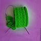 Повязки ручной работы. Повязка Яркая, полушерсть. PeeKaBoo                   Knitwear. Интернет-магазин Ярмарка Мастеров. Однотонный, головные уборы женские