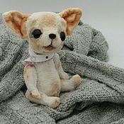 Куклы и игрушки handmade. Livemaster - original item Dog toy Teddy. Chihuahua.. Handmade.
