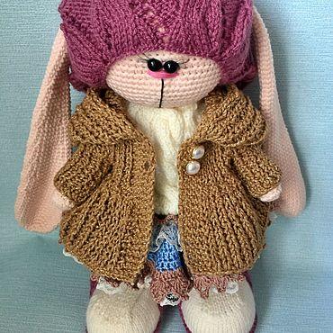 Куклы и игрушки ручной работы. Ярмарка Мастеров - ручная работа Заюшка Валенси. Handmade.
