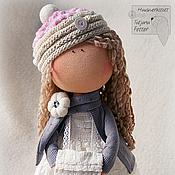 Куклы и игрушки ручной работы. Ярмарка Мастеров - ручная работа Текстильная кукла Рита. Handmade.