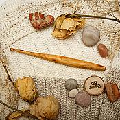 Материалы для творчества handmade. Livemaster - original item Crochet hook 5#45. Handmade.