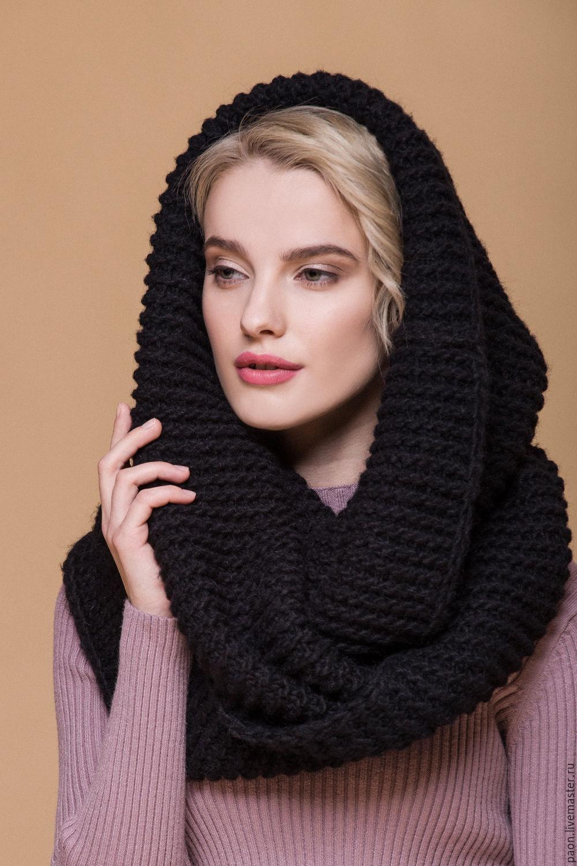 Стильный шарф-снуд (50 фото) Как и с чем носить? 78
