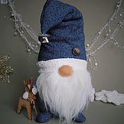 Подарки к праздникам ручной работы. Ярмарка Мастеров - ручная работа Санта Клаус. Handmade.
