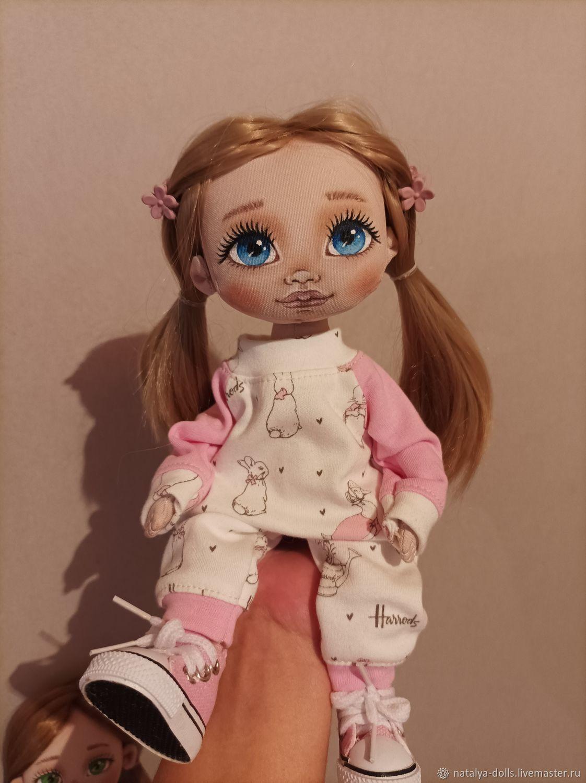Текстильная кукла, Мягкие игрушки, Байкальск,  Фото №1
